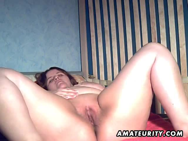 Chubby Wife Riding Creampie