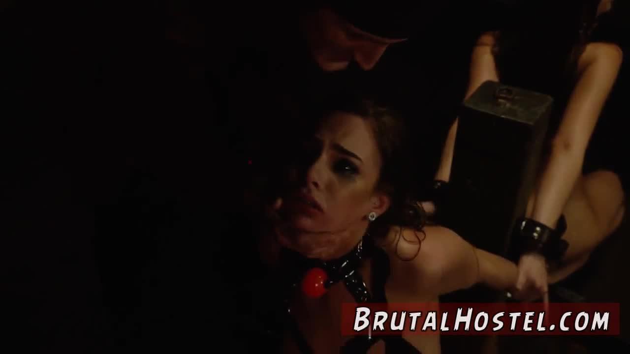 Anal Sex With Bondage slut perversed in bondage anal sex : xxxbunker porn tube
