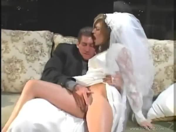Getting fucked in wedding dress Olia Bride Fucked In Her Wedding Dress Xxxbunker Com Porn Tube
