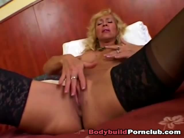 Mature Big Tits Masturbation
