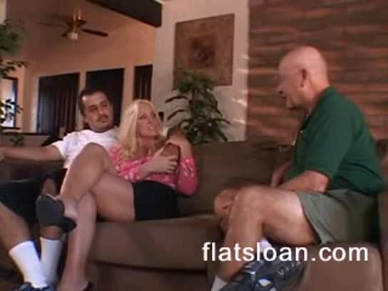 Husband Watches Wife Suck