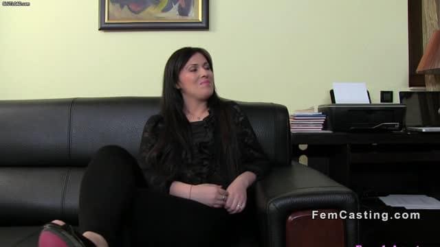 amateur cara audition porn