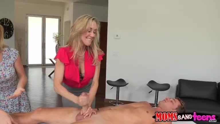 Hidden Asian Massage Parlor