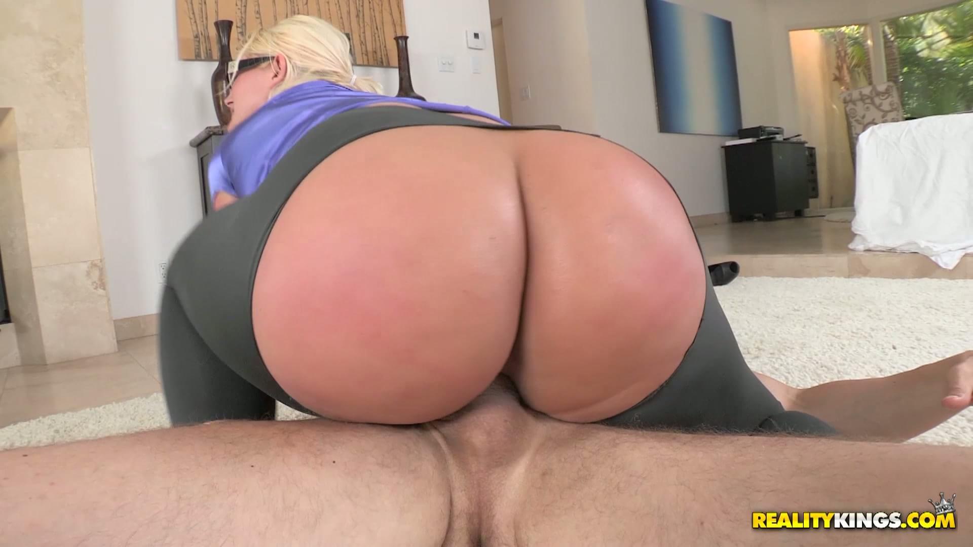 Julie cash bounces her big ass riding on xander's hard cock