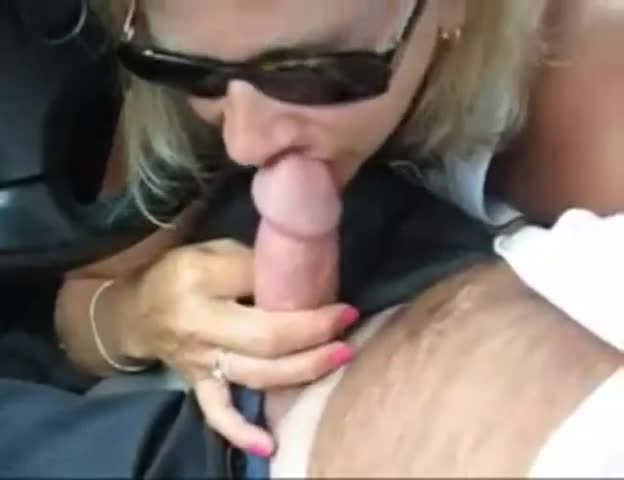 Blonde Milf Escort Pov Blowjob