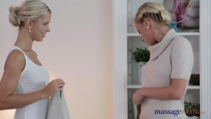 Erotic Lesbian Breast Massage