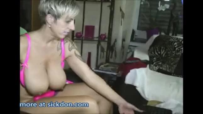black ebony hard boob pressing and sucking