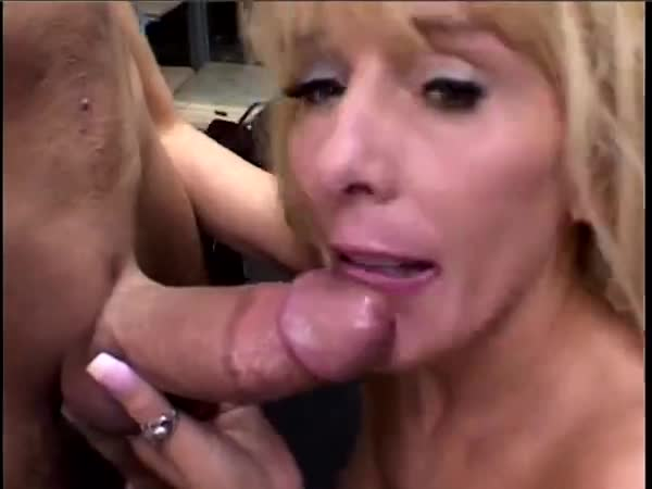 Mature Cougar Interracial Anal