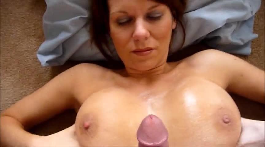 Amateur Blonde Sucks Huge Dick