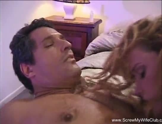 Husband Takes Wife Massage