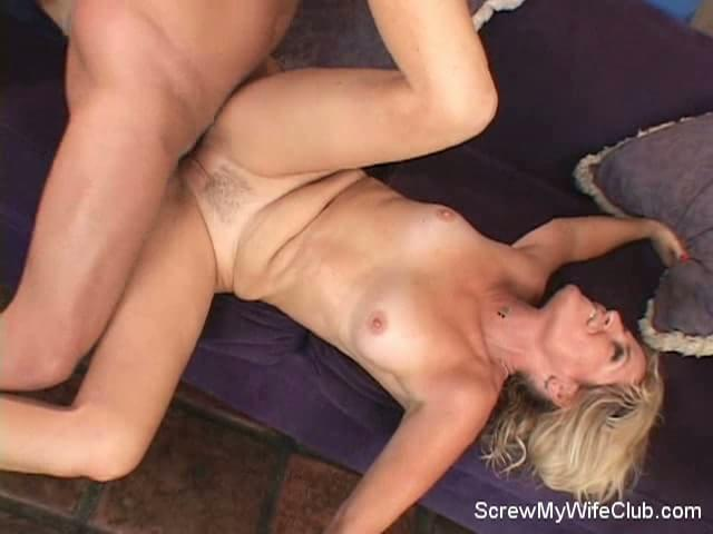 Husband Fucks Wife Huge Dildo