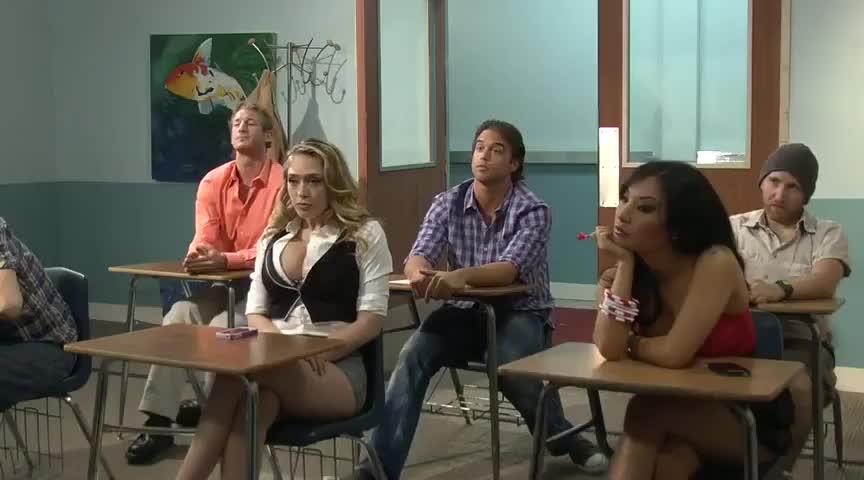 Teacher Fucks Student Hentai