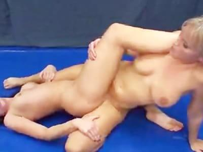 Trib orgasm