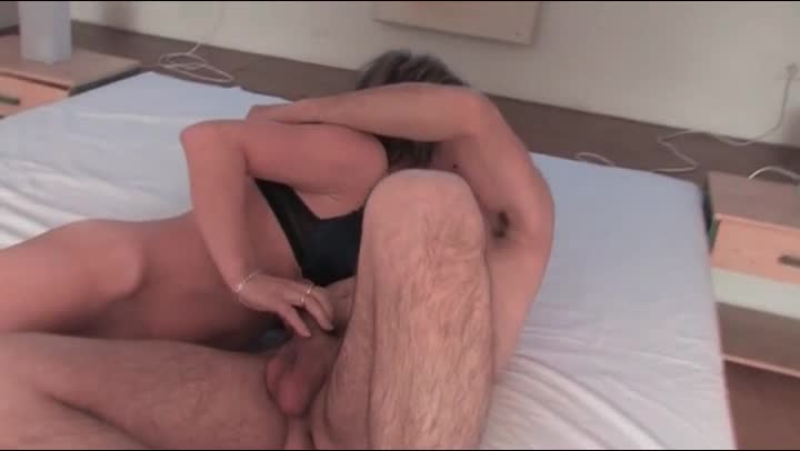 Young Couple Makes Love