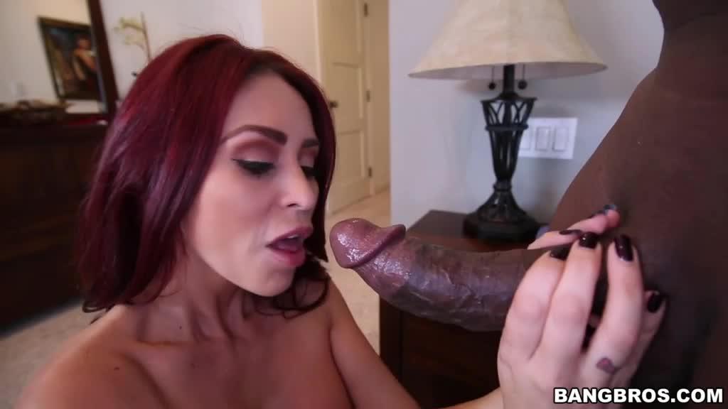 Kelsi Monroe Black Cock