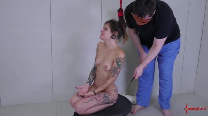 Hot Girl Touching Pussy
