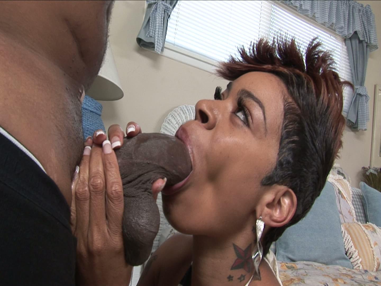 Ebony Ts Creampie Big Booty